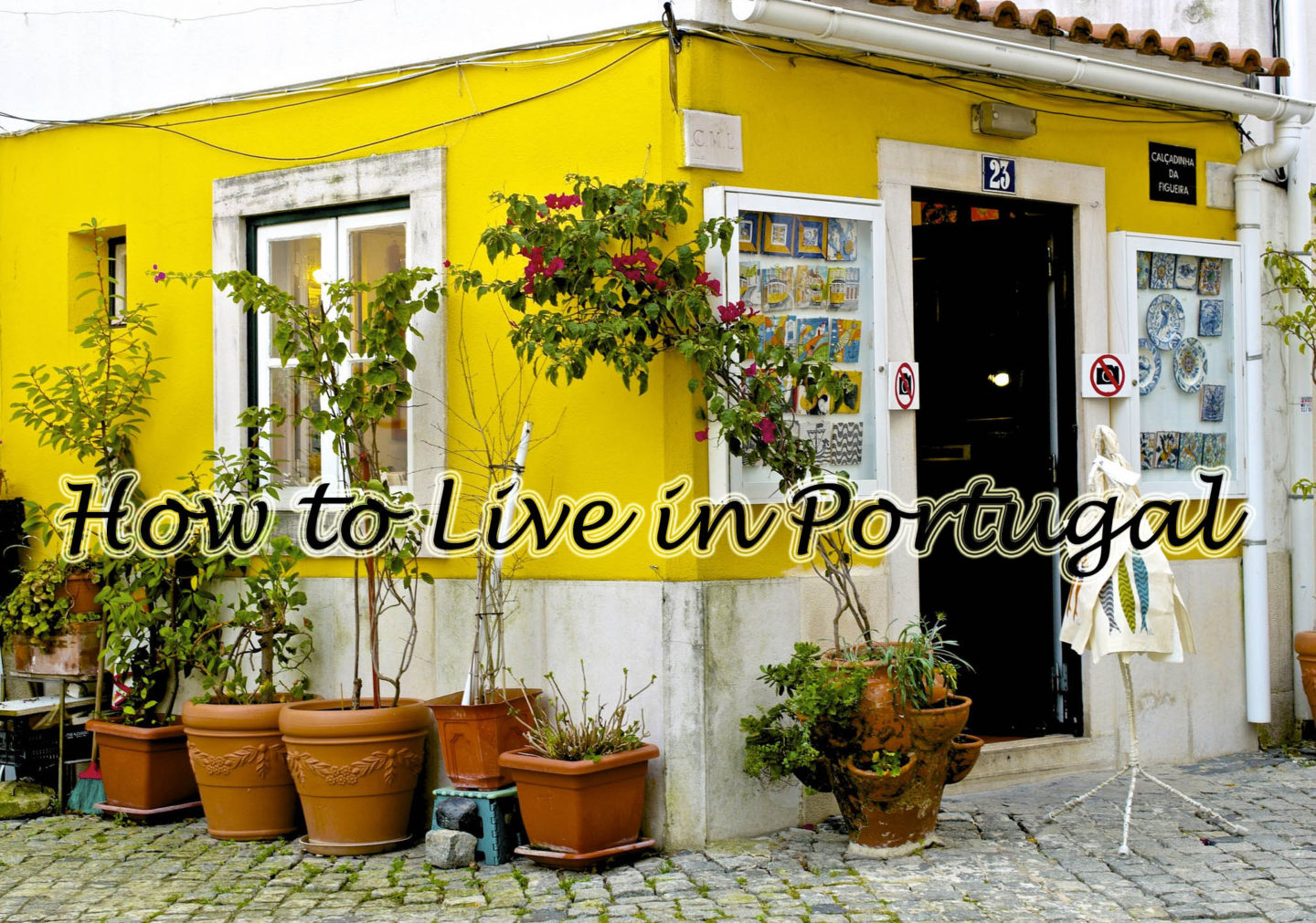 How I moved to Portugal, and you can too - [a quick and handy guide]