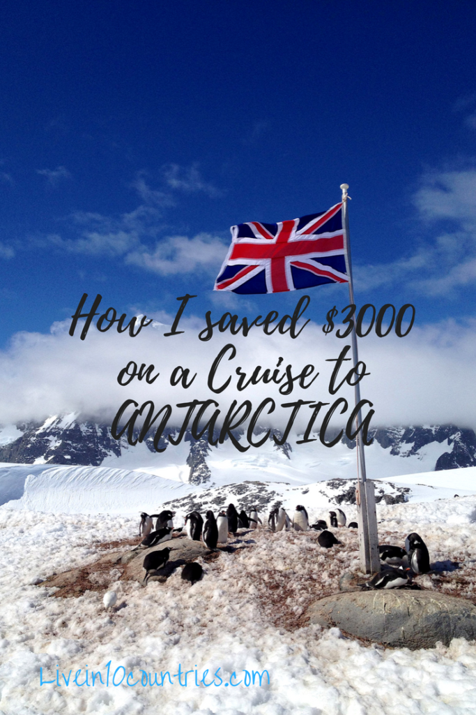 How To Book A Cheap Antarctica Cruise And Save 1000s On