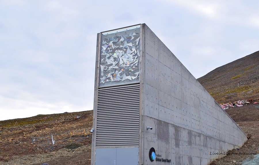 How To Visit Svalbard Global Seed Vault In Norway World Doomsday